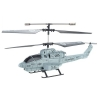 iPhone/Android-styrd helikopter med missiler