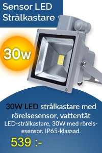 LED Strålkastare