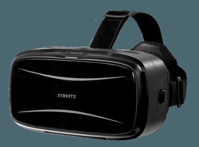 Virtuella 3D Glasögon