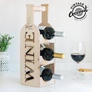 Vinställ & Flaskhållare