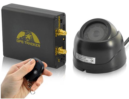 GPS Trackers till arbetsfordon / arbetsmaskiner