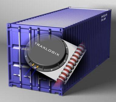 GPS Trackers till Containers