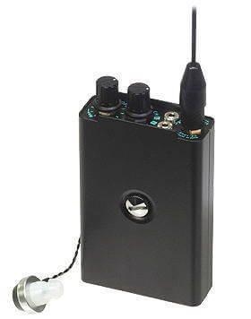 Ljudmottagare - Audio receivers