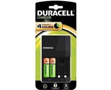 Uppladdningsbara batterier