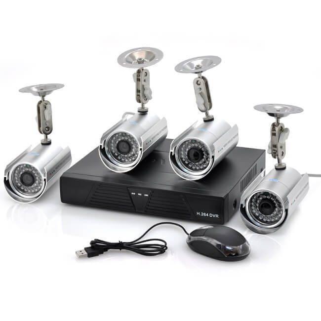 Övervakningssystem / Övervakningspaket