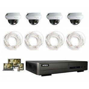 Övervakningssystem inomhus