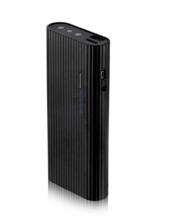 Spionkamera 1080p HD Powerbank, rörelsevakt, IR nattseende, fjärr thumbnail