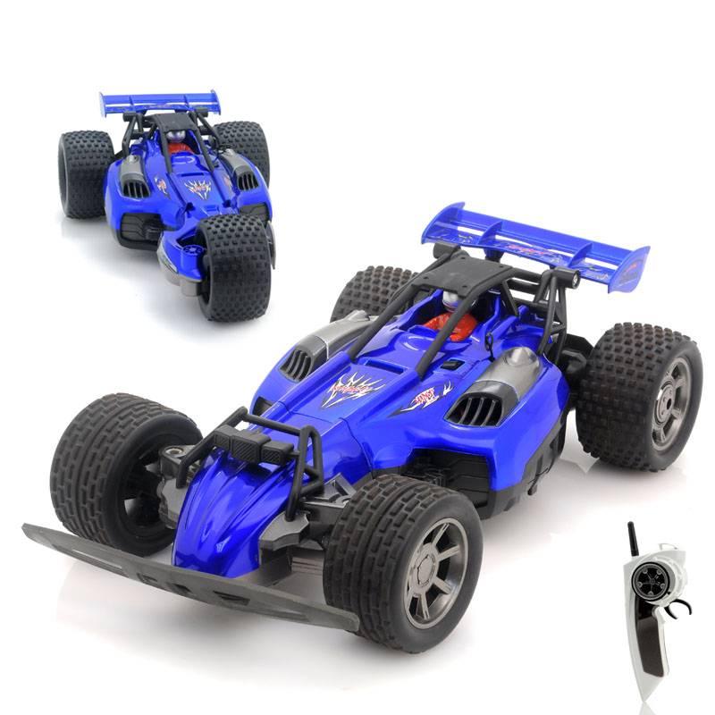 3-i-1 radiostyrd bil med utbytbara hjul thumbnail