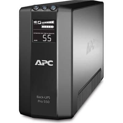 APC Batteribackup Back-UPS RS 550VA thumbnail