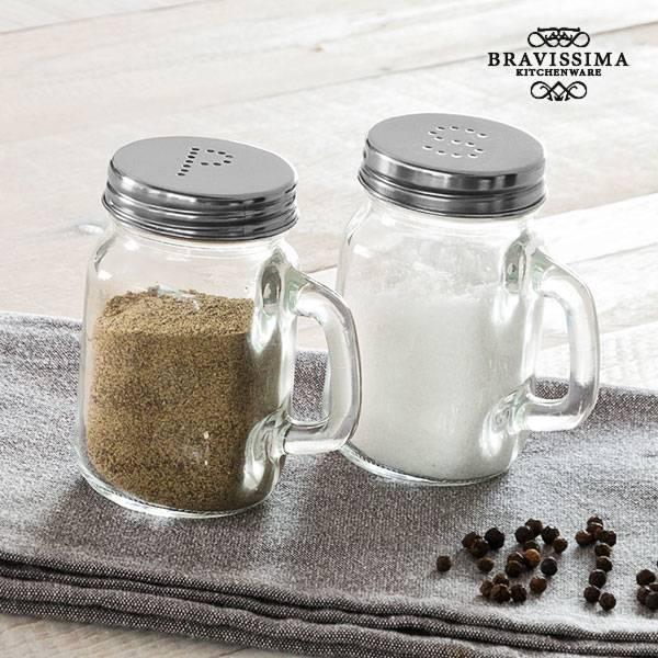 Saltkar och pepparkar Classics Bravissima Kitchen