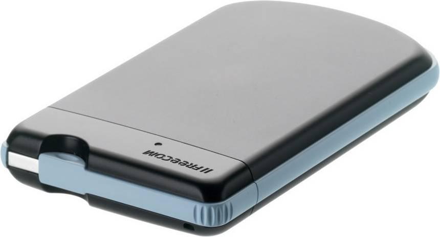 Freecom Mobile ToughDrive 1TB, extern hårddisk, USB 2.0