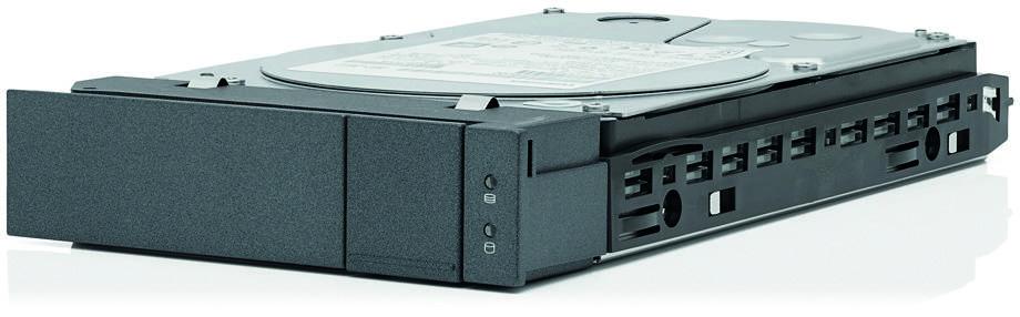 Promise Pegasus 2 R6 / R8 4TB SATA HDD incl. drive carrier thumbnail