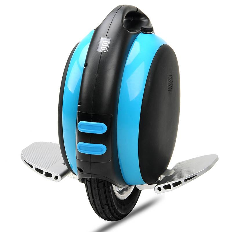 Elektrisk enhjuling, 18km/h, bluetooth högtalare, 2xUSB thumbnail