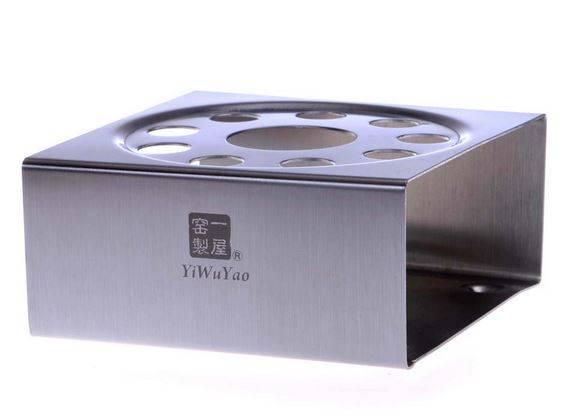 Tevärmare / Kaffevärmare - Håll din dryck varm med hjälp av värmeljus thumbnail