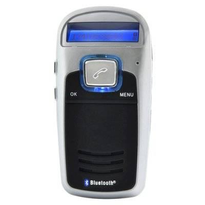 MP3 spelare med handsfree bluetooth Kit + solcellsladdare