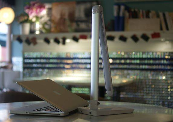 LED Skrivbordslampa & Läslampa