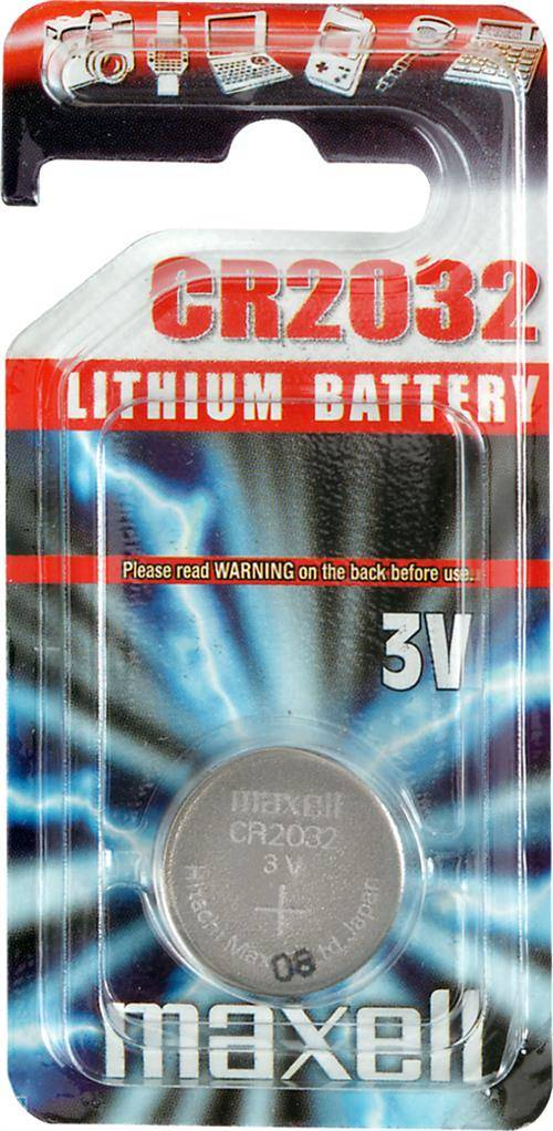 Maxell Lithium Batteri 3V CR2032
