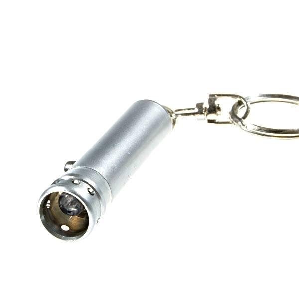 Mini UV lampa med nyckelring (39 kr)