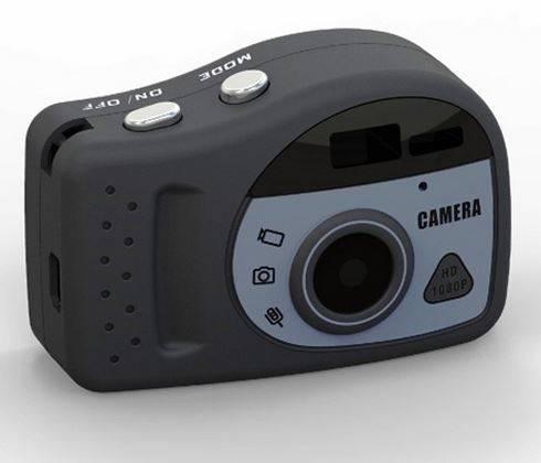 Världsliten Videokamera - 1080p Full HD
