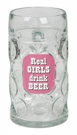 Slaktarsejdel - Real Girls Drink Beer thumbnail