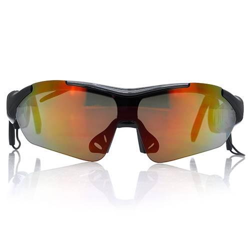 Solglasögon med trådlösa bluetooth hörlurar