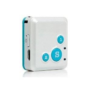Superbantad GPS-spårare för barn, äldre, husdjur och fordon