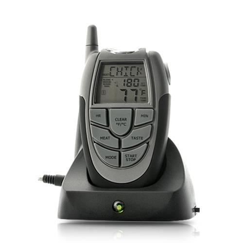 Trådlös matlagningstermometer, larm, sticktermometer, timer