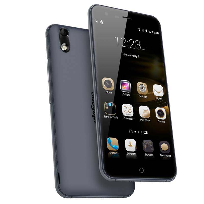 Ulefone Paris Smartphone, Android 5.1