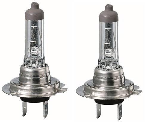 Xenonlampor, H7, 12V, 55w, 2-pack