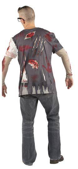 Zombie t-shirt L