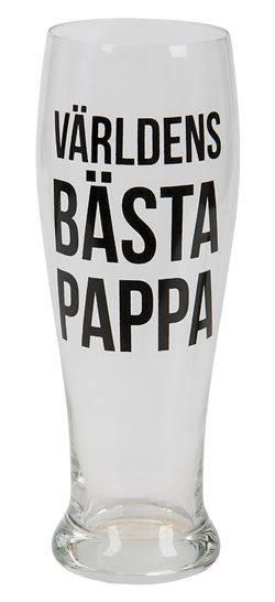 Ölglas - Världens Bästa Pappa thumbnail