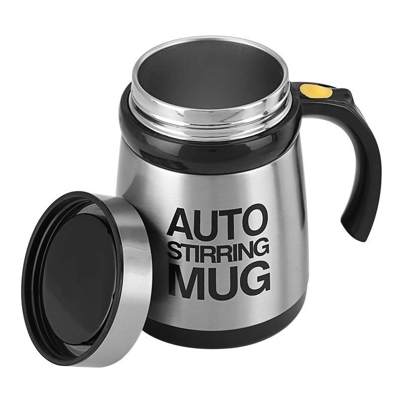 Automatic Stirring Mug - Stålmuggen som rör om av sig själv! thumbnail
