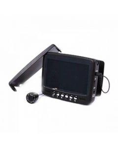 Undervattenskamera för fiske med DVR, videoinspelningsfunktion, 30 meter kabel, 4,3 tums bärbar skärm