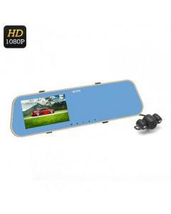 1080P Full HD Backspegelskamera till bil, 170 graders vidvinkel - Fyndvara Klass 2