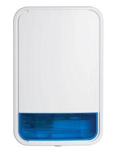 Neo mobile alarm kit, Power G wireless siren outdoor blue PG8911