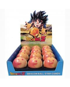 Dragon Ball Z Star Candy, Godis