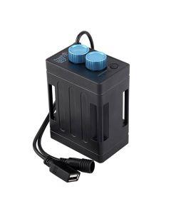Portabel Batteribox / Laddningsstation Trustfire EB03, Powerbank, Batteriförvaring