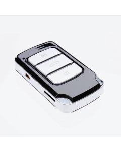 Spionkamera i form av bilnyckelring, FullHD, mic, 85°, IR-nightvision