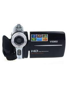 20-megapixel HD videokamera, 16 x zoom och bildstabilisering