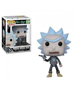 Rick and Morty Funko POP! Vinyl, Prison Escape Rick
