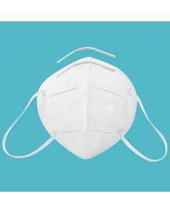 FFP2 approved face mask, skyddsmask, andningsmask, 20-pack
