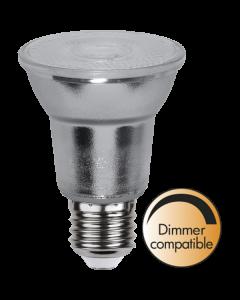 LED-Lampa E27 PAR20 Spotlight Glass