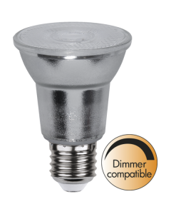 LED-Lampa E27 PAR20 Spotlight Glass