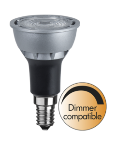 LED-Lampa E14 PAR16 Dim To Warm