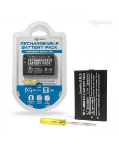 3DS/ Wii U Pro Controller Rechargeable Battery Pack - Tomee