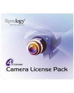 4 Extra Synology Kamera-licenser