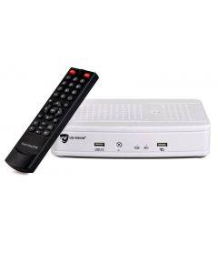 4-kanalig NVR - 1080p, HDMI-support, H.264 videokompression