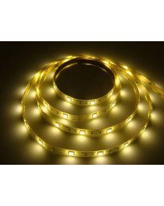 LED-List 5m, 12V, 7.5w/m, 30 LED/m - Varmvit