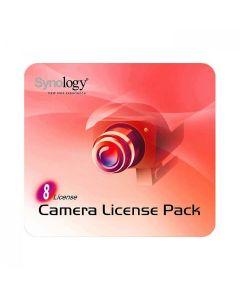 8 Extra Synology Kamera-licenser