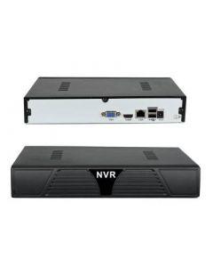 8-kanalig NVR, ONVIF protokoll, 1080p